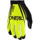 ONeal AMX Rękawiczka rowerowa żółty/czarny